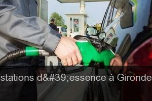 Stations d'essence à Gironde
